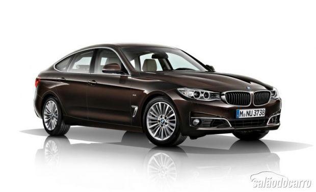 BMW I GT Vem Ao Brasil Wwwsalaodocarrocombrlancamentos - Bmw 328i gt price