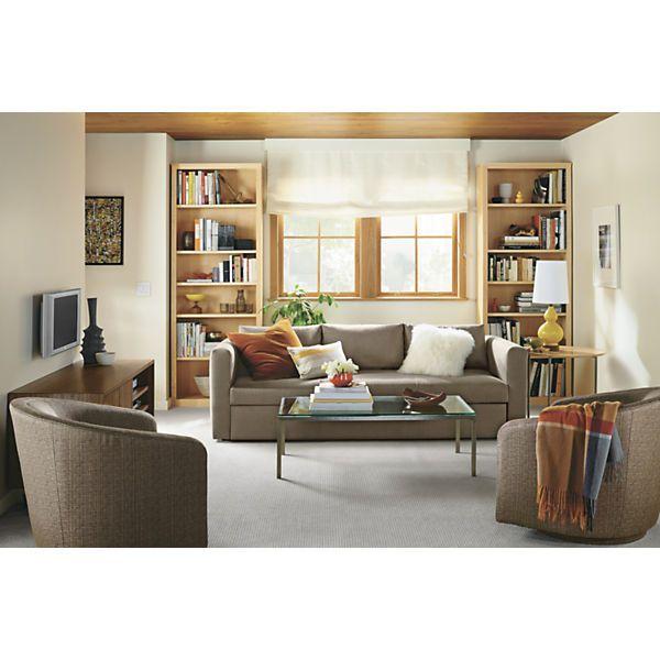 Oxford Pop Up Platform Sleeper Sofa | Sleeper Sofas, Modern Sleeper Sofa  And Nightstands