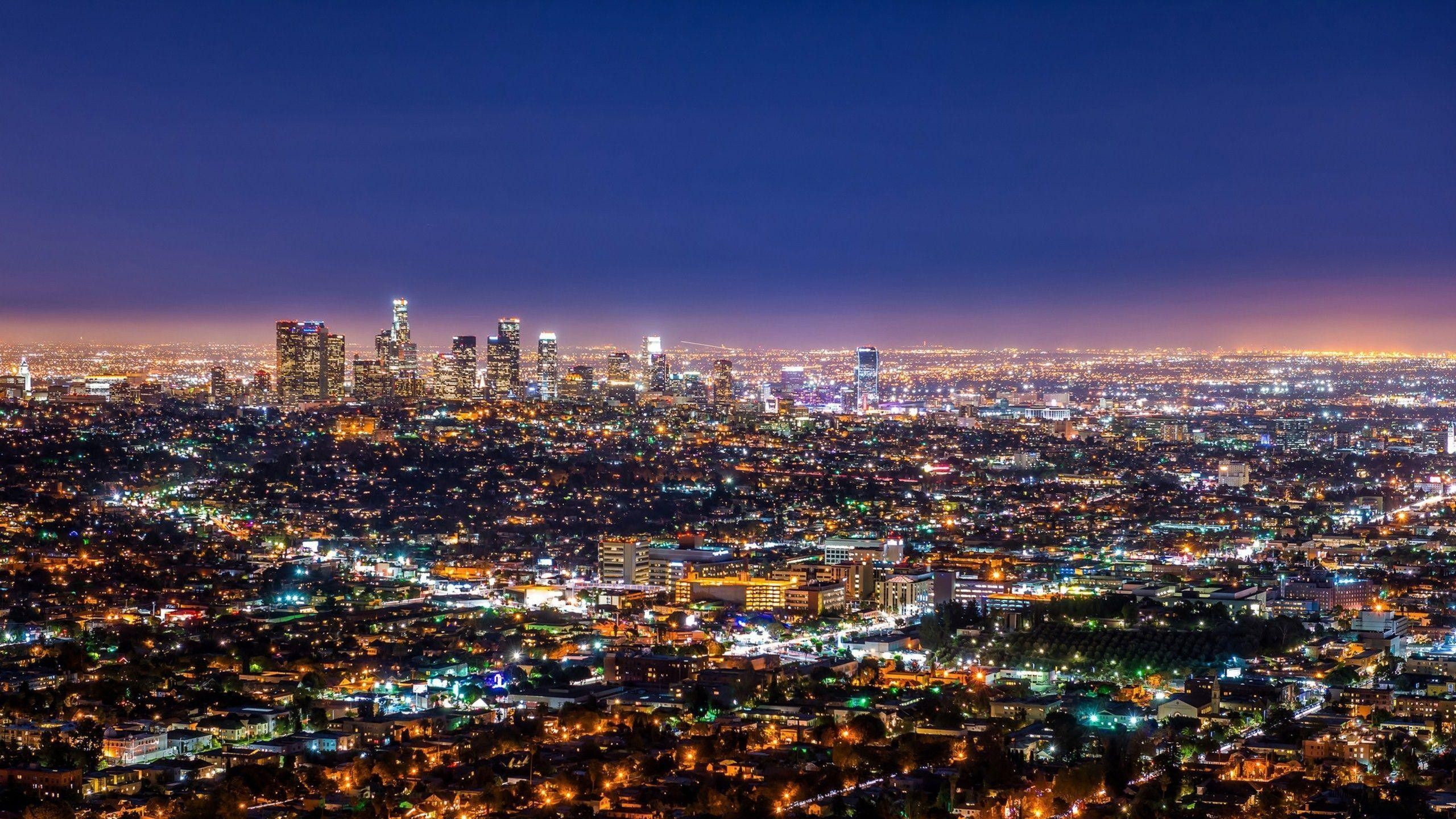 Fresh Los Angeles Wallpaper 4k Di 2020