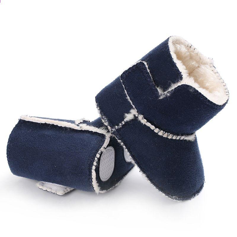 Buty Zimowe Dla Dzieci Noworodek Chlopcy Dziewczeta Buty Dla Poczatkujacych Buty Dla Niemowlat Niemowlece Botki 0 18 Miesiecy Slide Slipper Slippers Shoes