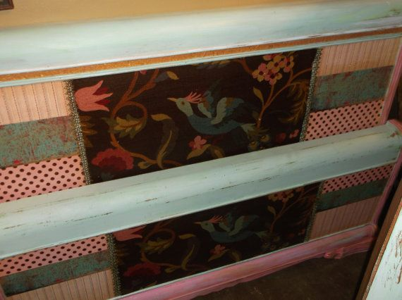 Cotton candy dreams bedroom set vintage by for Candy bedroom ideas