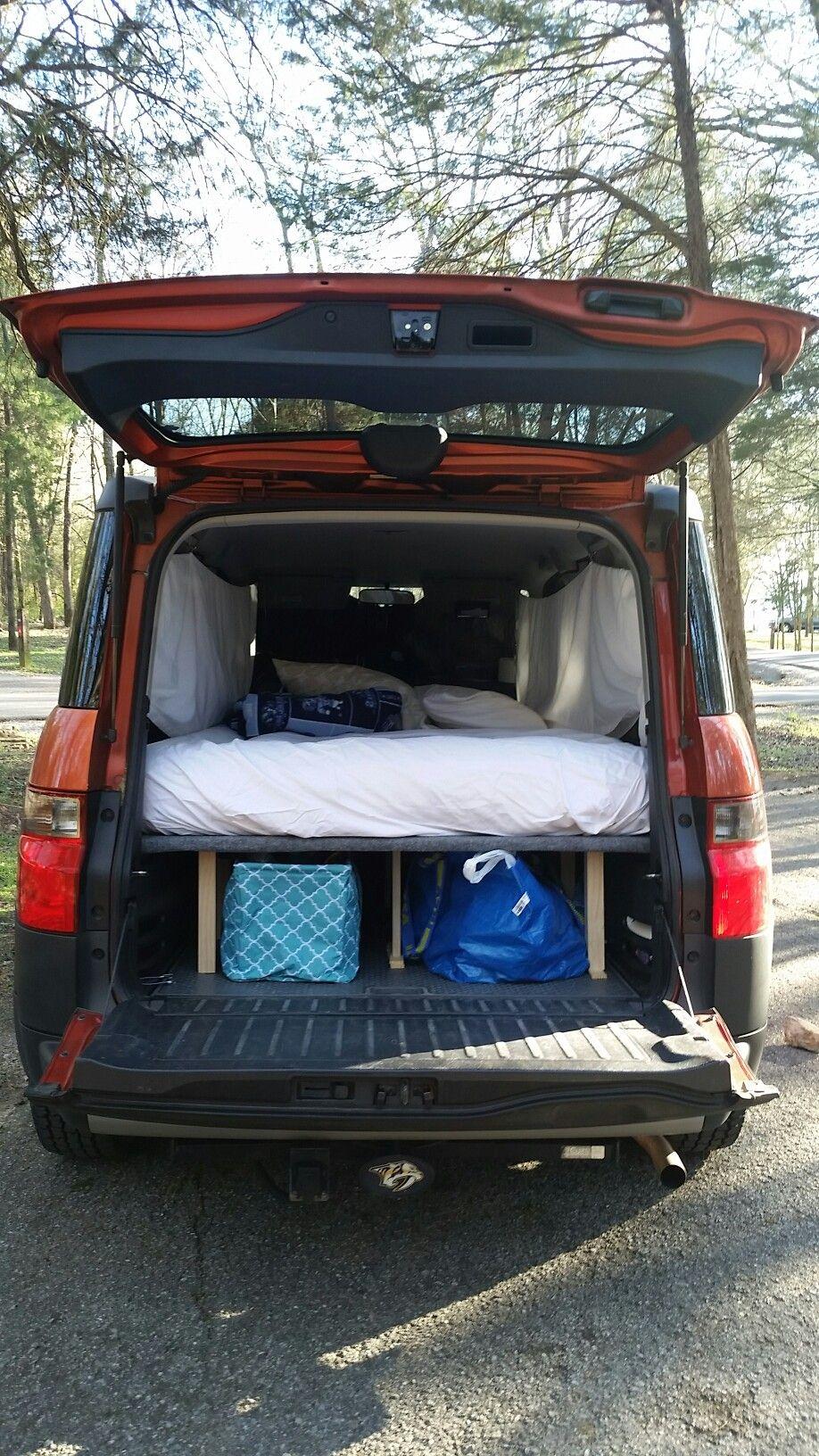 Car Camping [Hotelement]   Car Campin' [Hotelement]   Honda cars