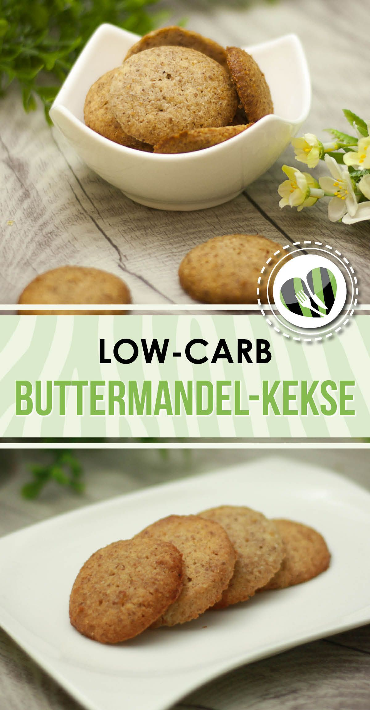 Low Carb Kuchen Ohne Ei Low Carb Buttermandel Kekse Diätrezepte Low Carb Keto