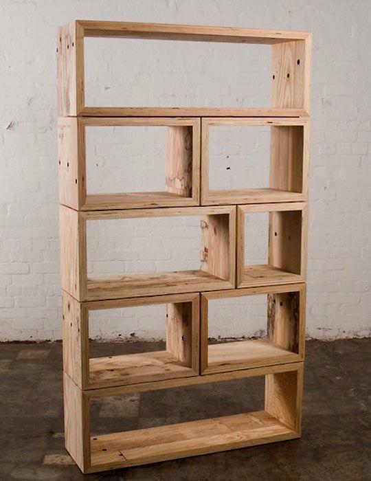 packing crate furniture. mark tuckey packing crate book shelves u2014 melbourne furniture