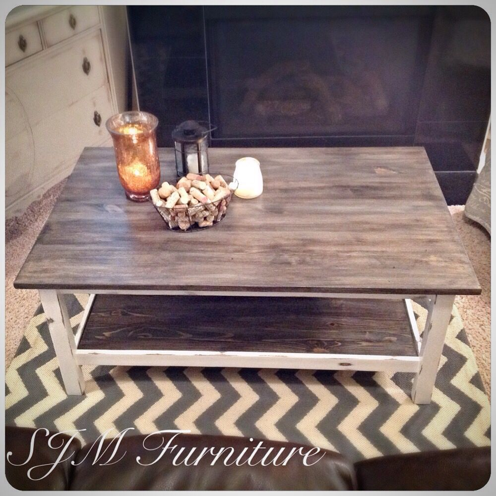 Ikea Coffee Table Use To Be All Black Now It S Been Given A Shabby Chic Makeover And Looks Fabulous Painted Coffee Tables Ikea Coffee Table Furniture Makeover [ 1000 x 1000 Pixel ]