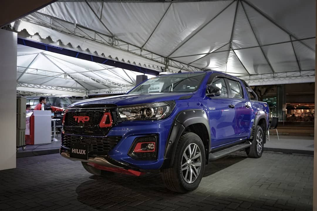 Miguel Hupano On Instagram 2018 Toyota Hilux Conquest I Ll Be Uploading My Pov Drive On This Truck Later Toy Toyota Hilux Toyota Accessories Toyota