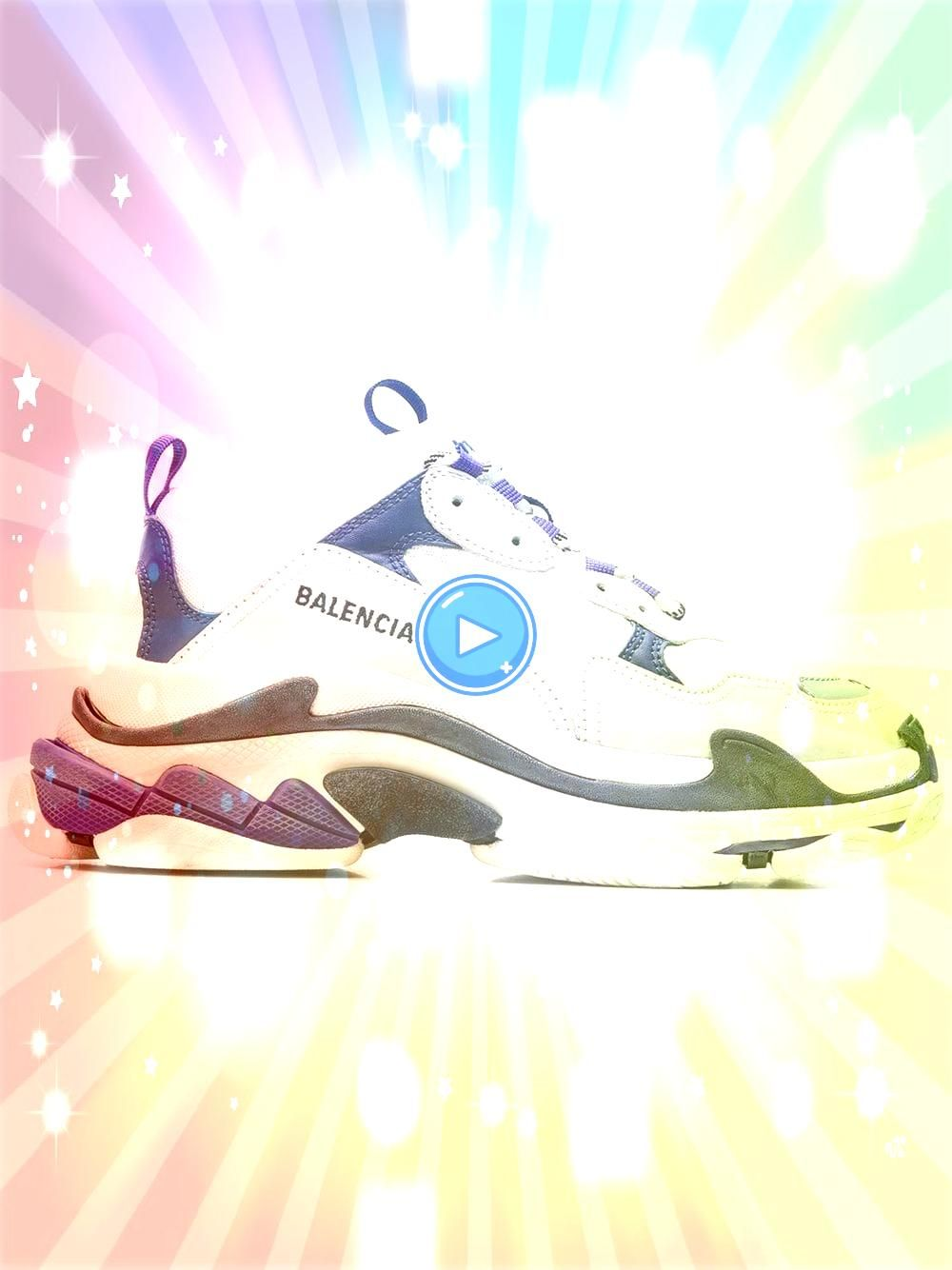 Tenis Triple S Balenciaga Tenis Triple S  Balenciaga Sneakers Follow virtualcloset for more  Womens Sneakers  EAF Sneakers today at a special price Only  Balenciaga  Trip...
