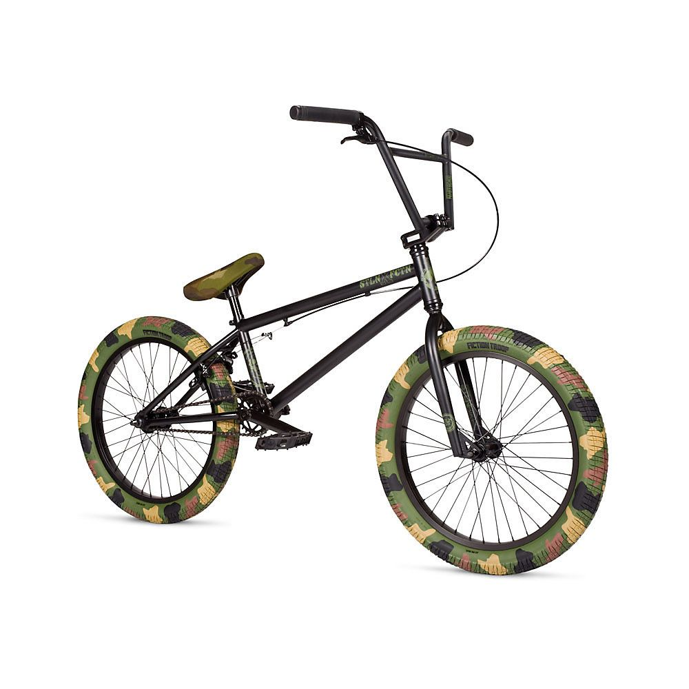 Stolen X Fiction Bmx Bike 2018 Bicicletas Bmx Bmx Bicicletas