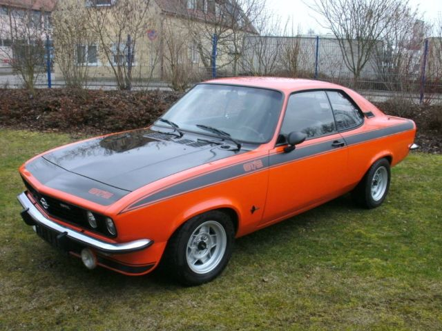 opel manta a 1 9 gt e sammlerzustand als sportwagen coup. Black Bedroom Furniture Sets. Home Design Ideas