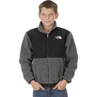 north face fleece jacket kids sale