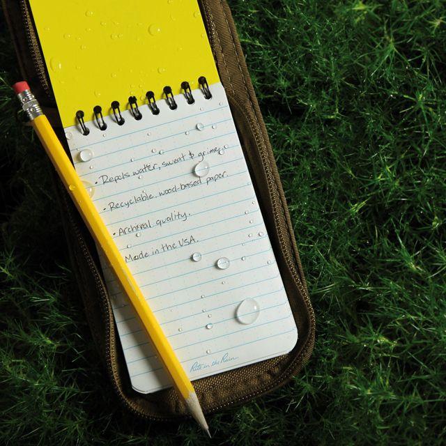 Write In The Rain Water Proof Memo Pad Waterproof Paper