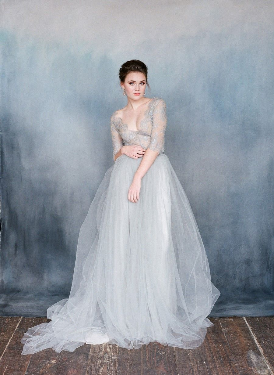 Heavenly Lace Wedding Dresses from Emily Riggs | Wedding dress ...