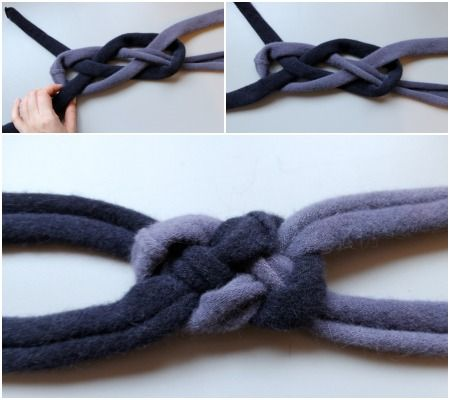 Easy DIY: Celtic Knot Wool Headbands For Mom & Baby! | Disney Baby