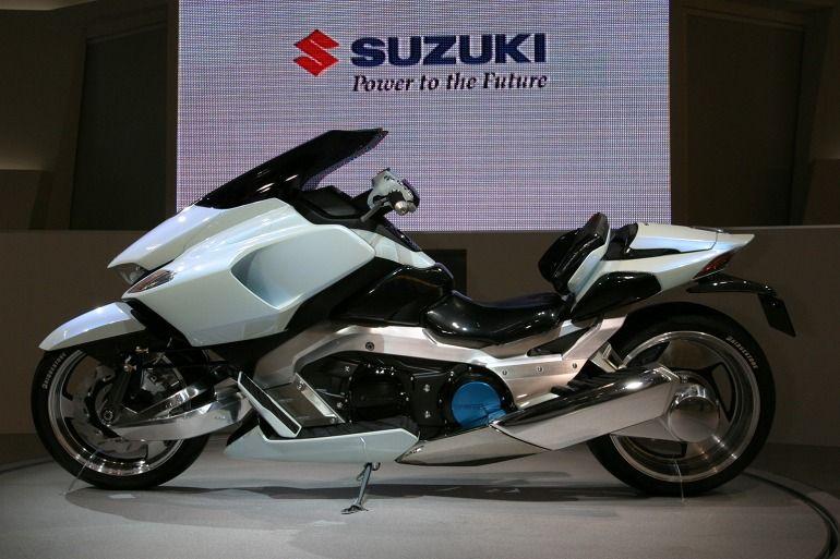 Suzuki G Strider Concept Cool Bikes Pinterest