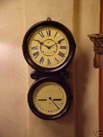 EBay - Dating waterbury clocks movement