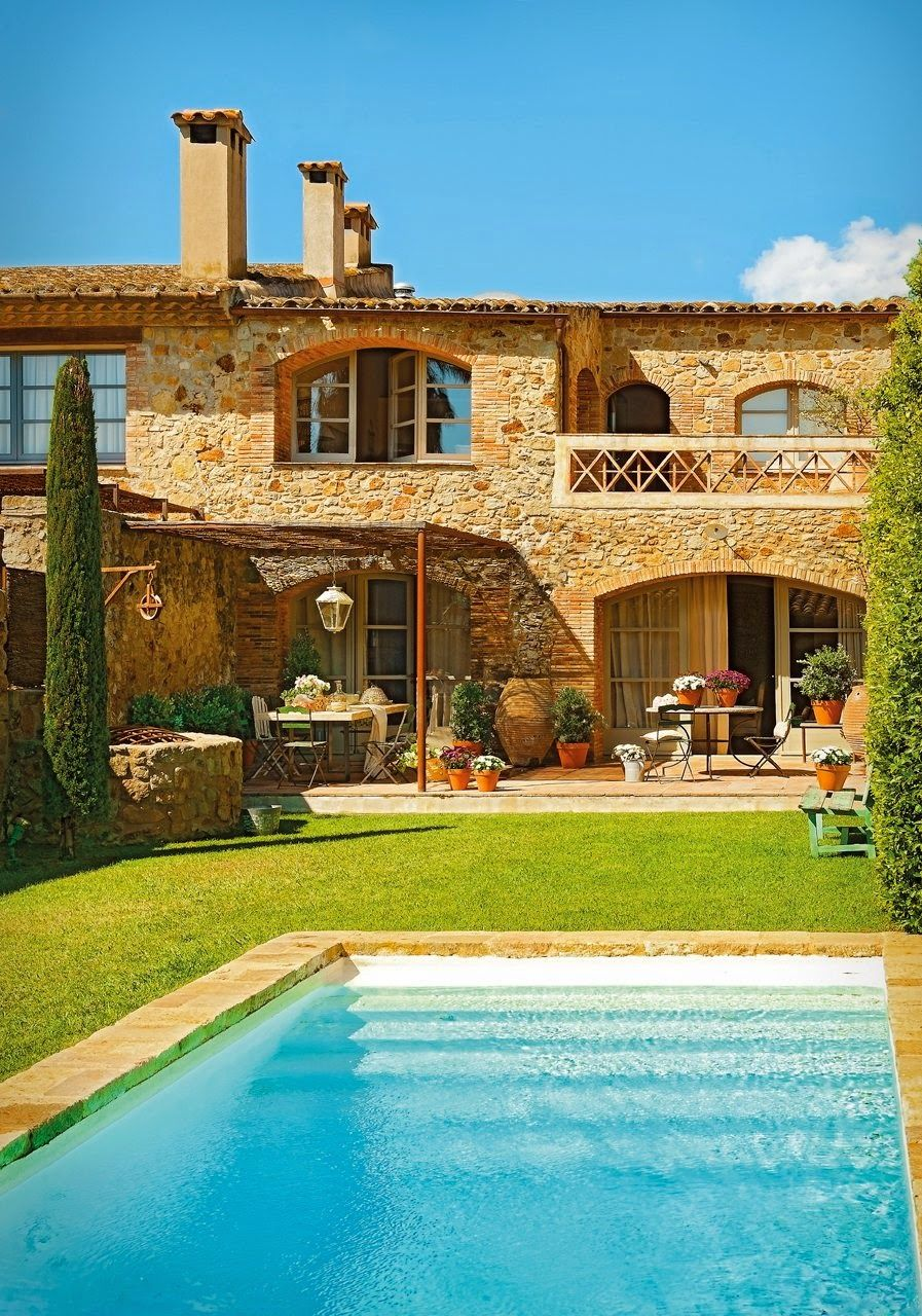 Uma linda casa rustica, perfeita e aconchegante