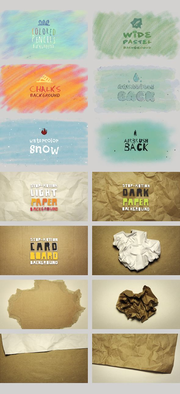 After Effects Project Files - Cartoon Title Maker Kit Hand-Drawn And