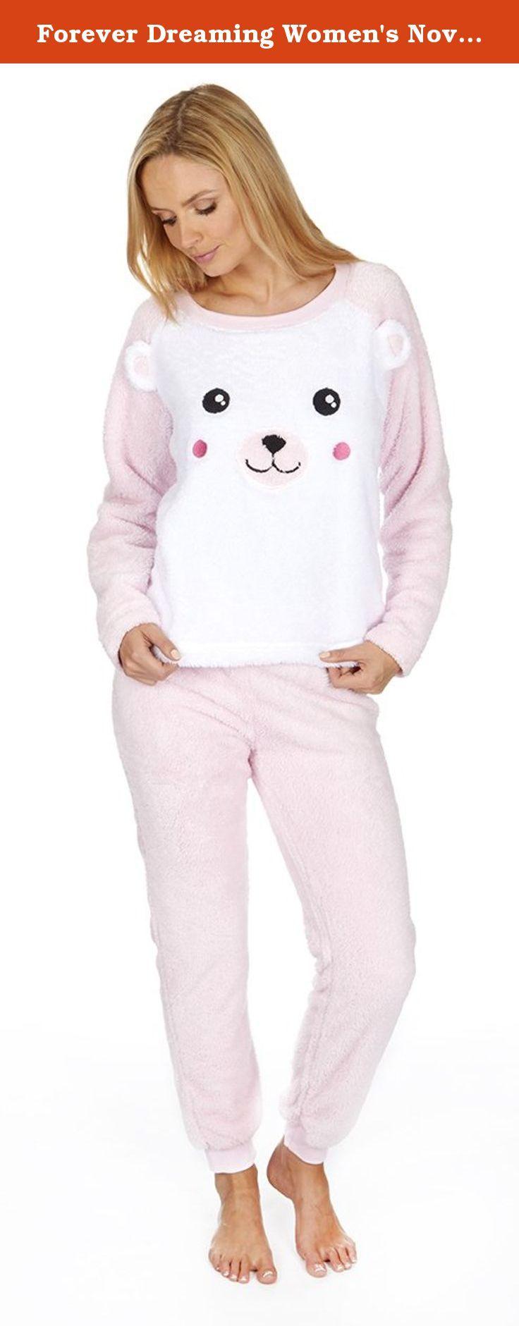 19bc5f6f4328 ... Découvrez des idées sur le thème Pyjama En Polaire. Forever Dreaming  Womens Novelty Animal Snuggle ...