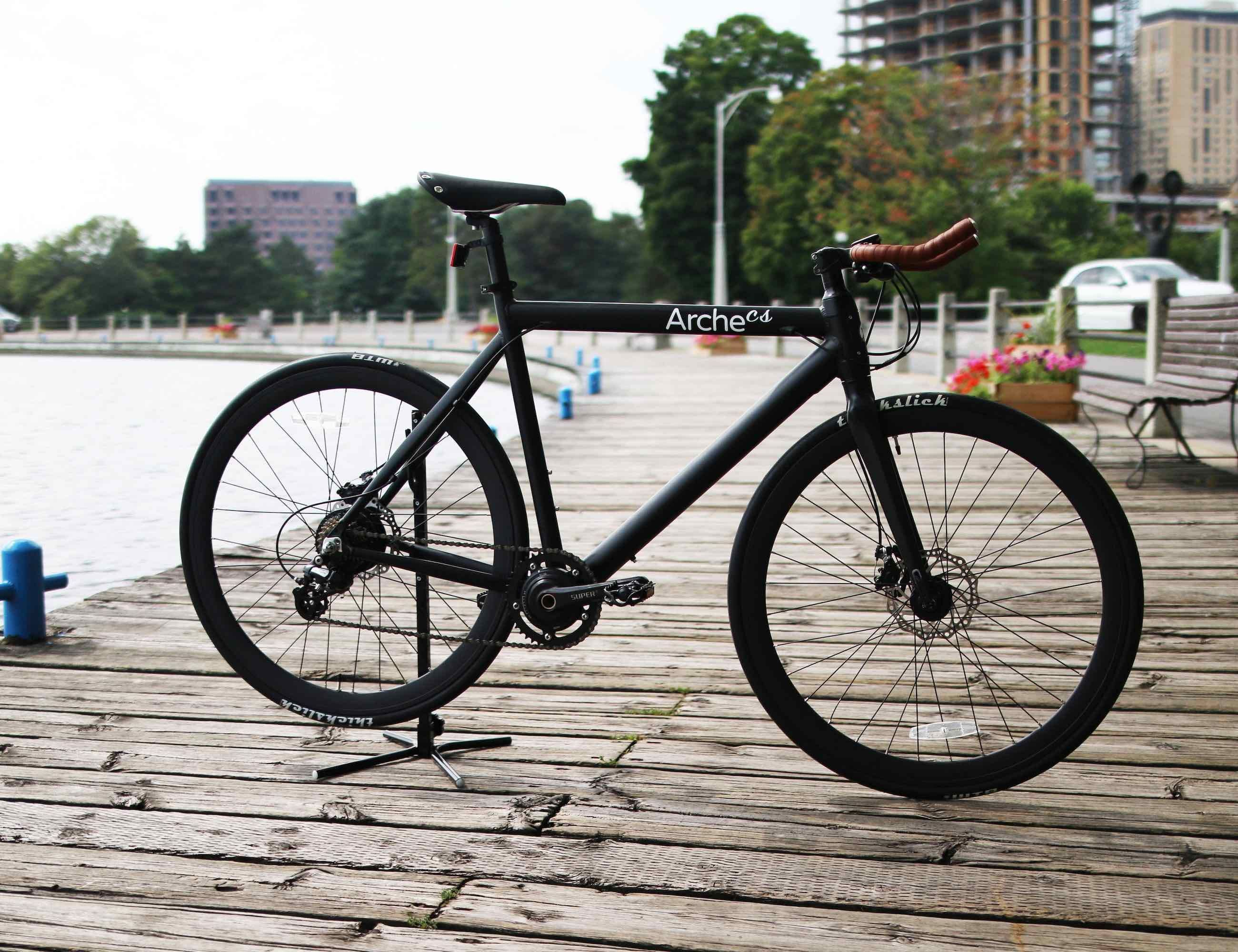 Arche Minimalist Electric Bike Electric Bike Arche Bike Life