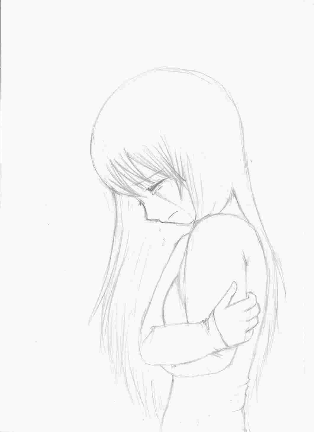 Anime Drawing Full Body Anime Couple Full Body Dibujos Como