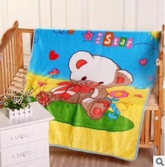 f77553ab7a Winter Baby Blanket  Children Girl s Soft Coral Quilt 100 140cm Hello kitty.  Fleece BlanketsBaby BlanketsCartoon CharactersWinter ...