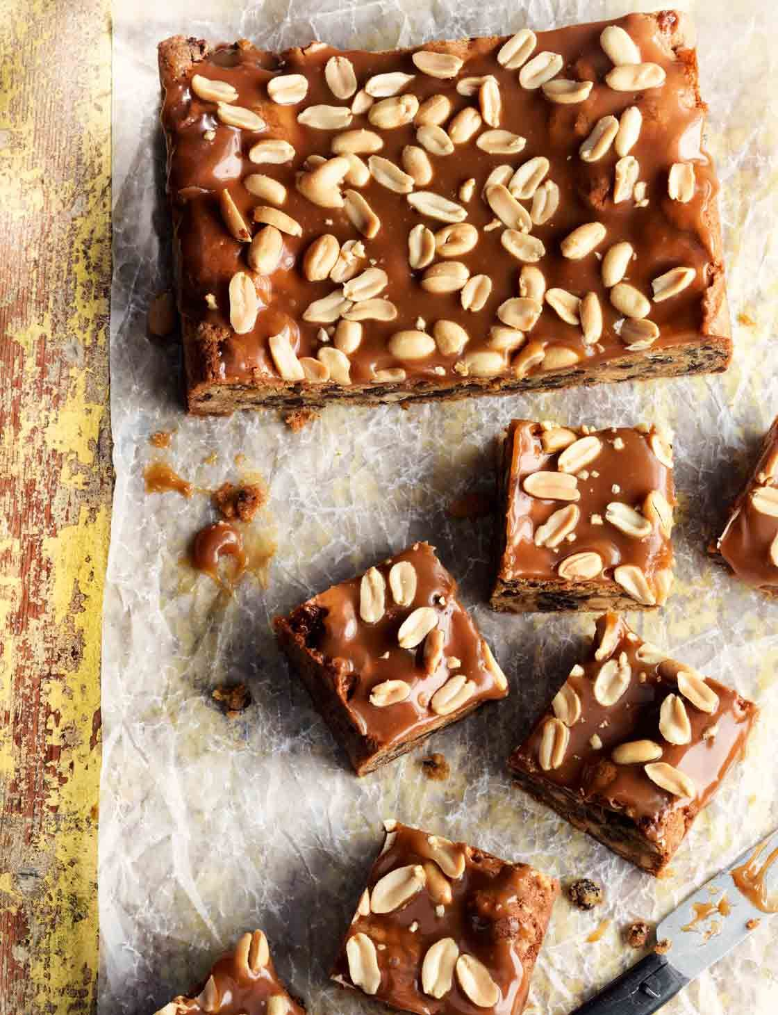Snickers Brownies Recipe Recipes Brownies Snicker