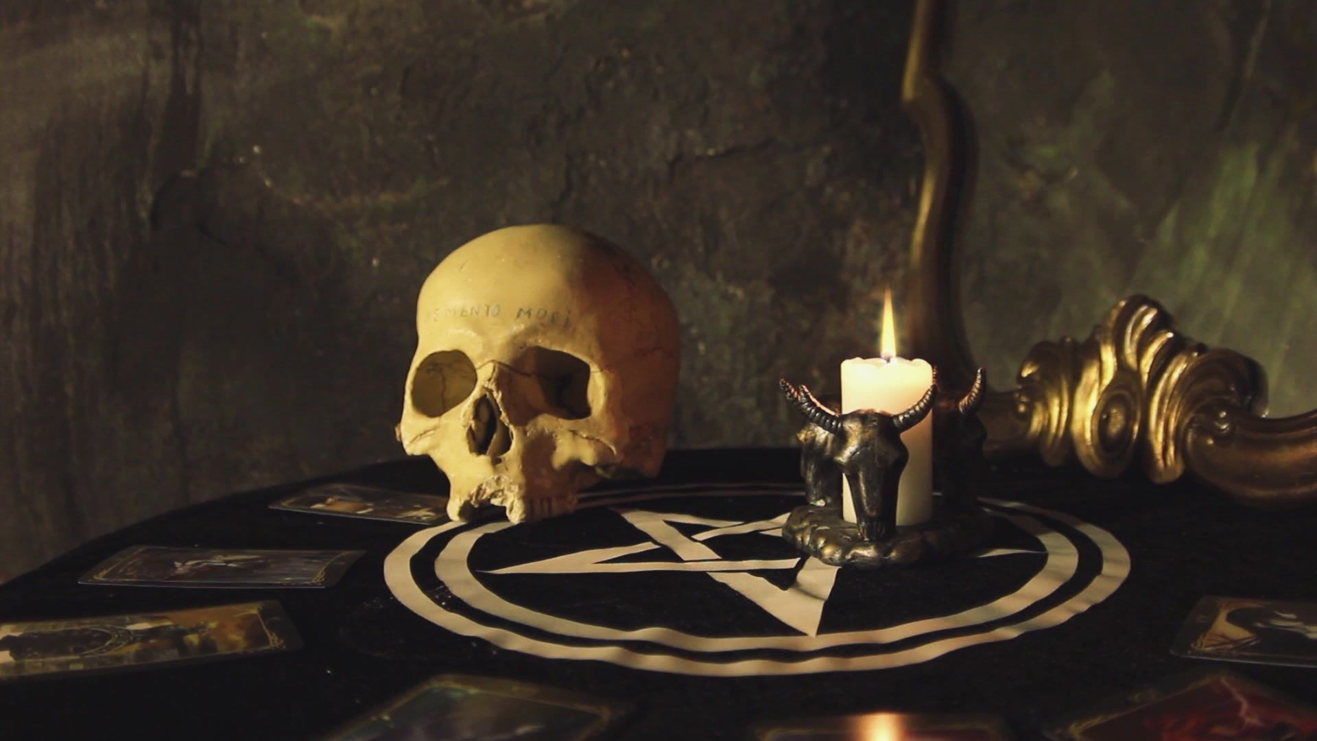 """Memento mori Shot from my first movie """"THE NEPENTHES"""