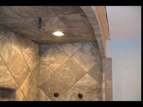 Ho To And Nice Shower Tile Design Video Ceramic Tile