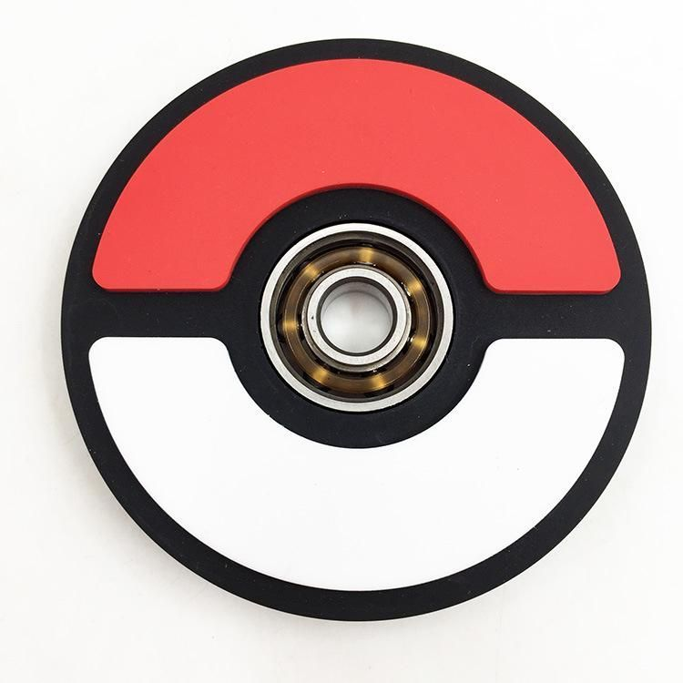 1PCS Anime Pokeball Pikachu Fid Spinner Finger Stress spinner