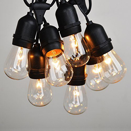 Pin On Vintage Outdoor Bulb String Lights
