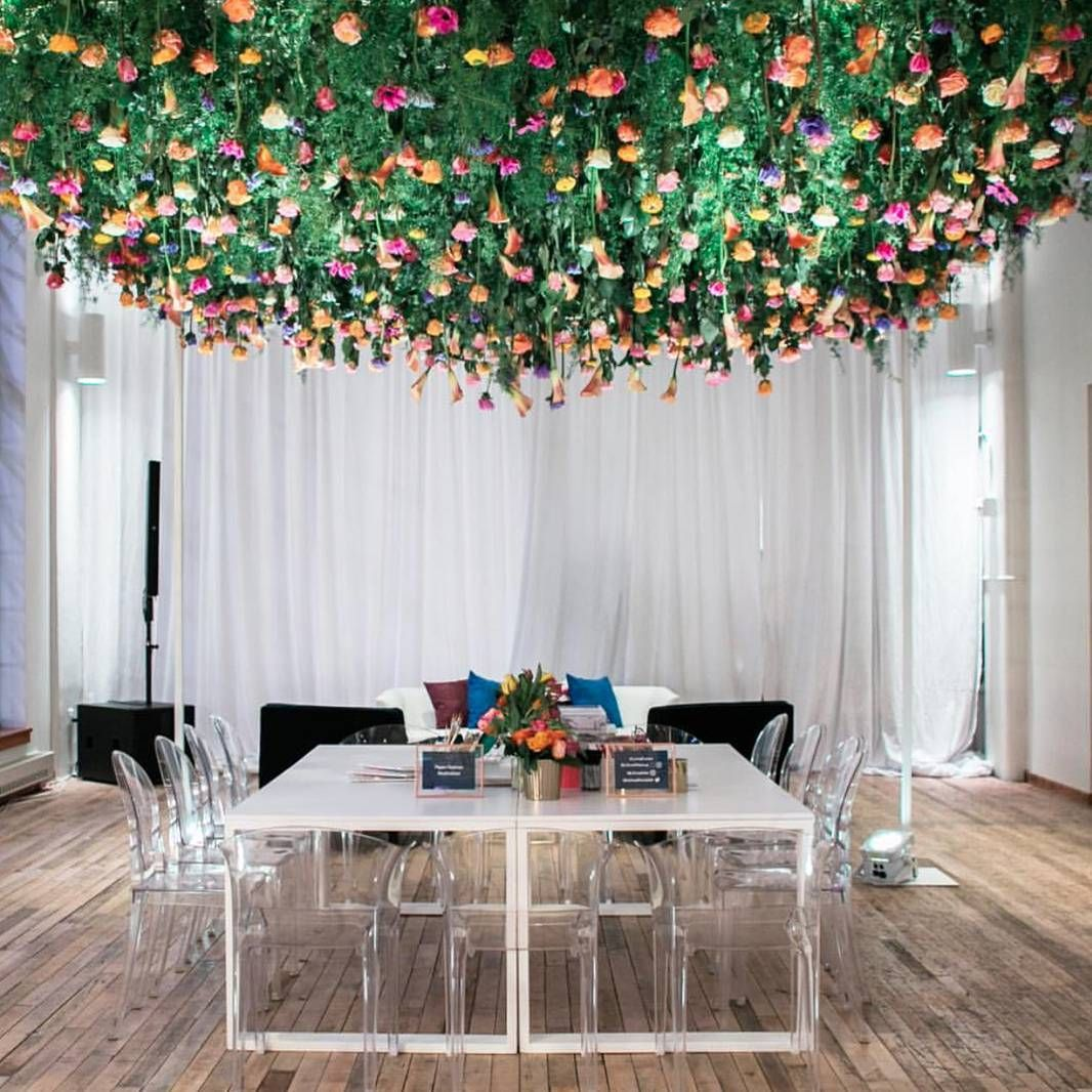 "AGENC Experiential+Digital on Instagram: ""Because sometimes you need a gorgeous, lush floral moment to just have your guests' jaws drop. From L'Oreal Colorista Launch with Blake…"""