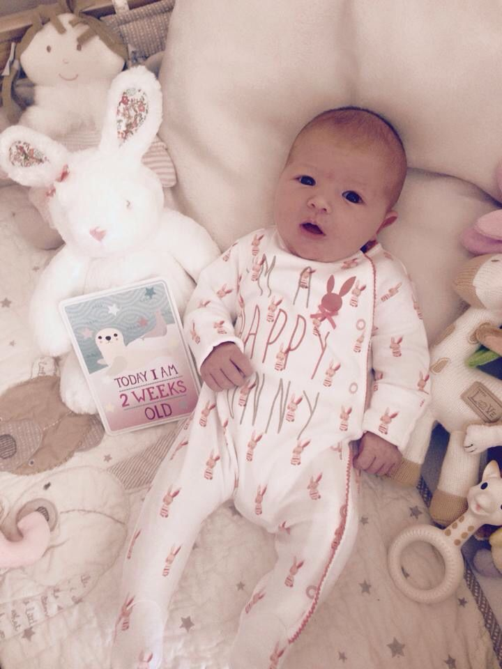 ccf7c822e265 2 weeks old baby milestones