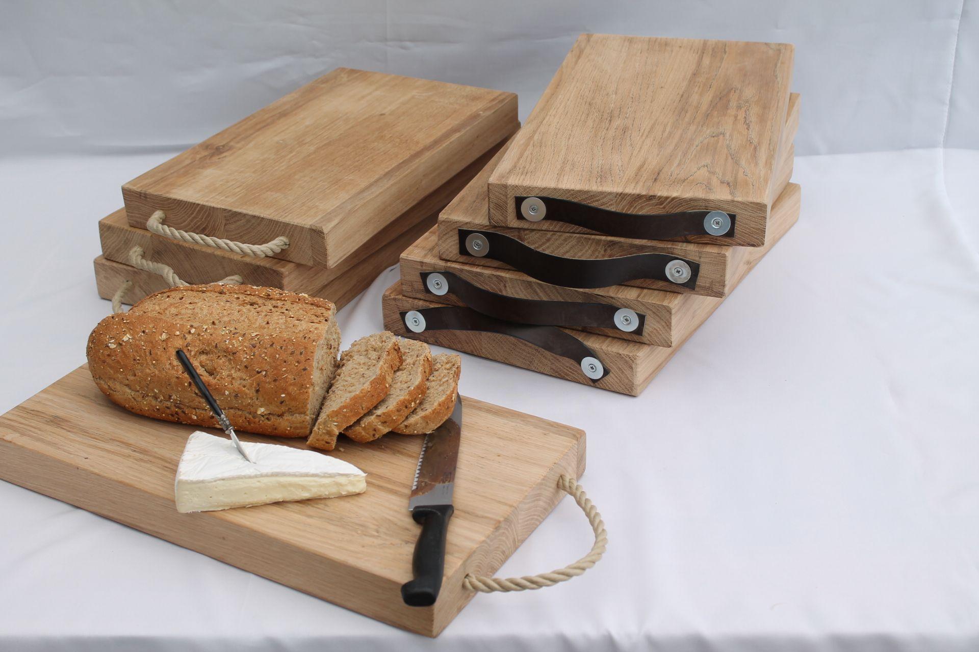 Uitgelezene Brood en snijplanken van massief eiken. (met afbeeldingen HL-54