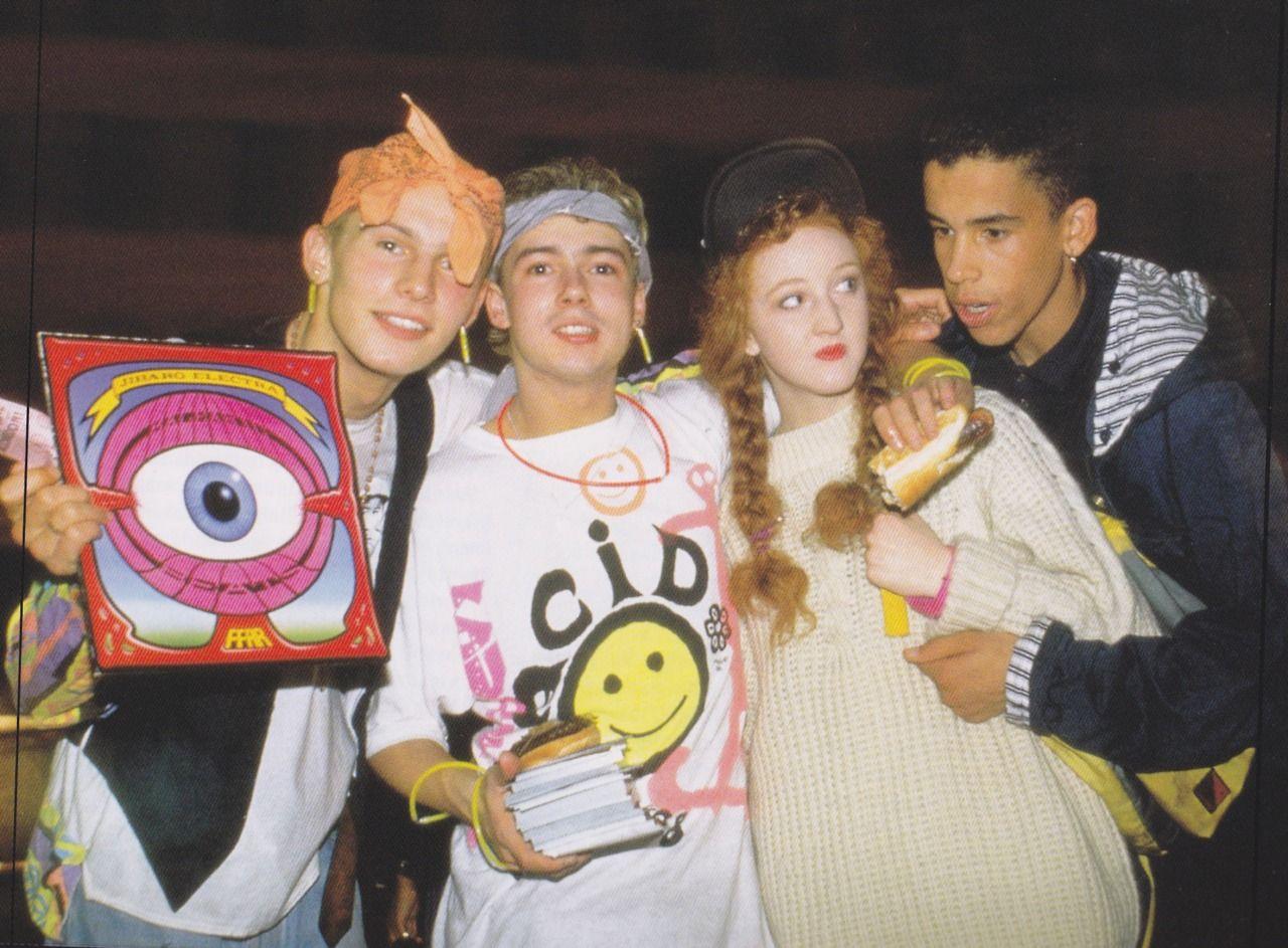 Acid house ppl london 1988 pinterest for Acid house 1988