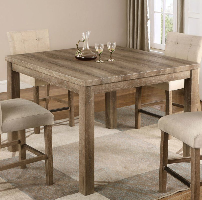 Kenzo Counter Height Dining Table Cocinas Comedores