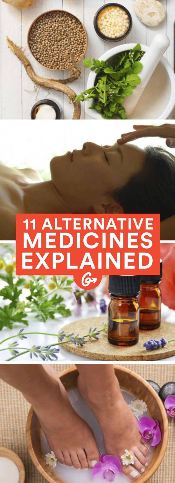 11 Alternative Medicines Explained
