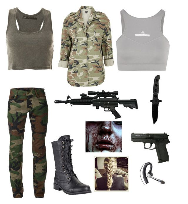 """""""ES 1"""" by darklover02 ❤ liked on Polyvore featuring adidas, Columbia, Harvey Faircloth, Crafted and Topshop"""