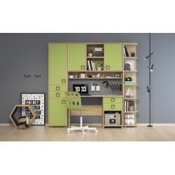 Photo of Chest of drawers 06, color: beech / cream – 89 x 84 x 56 cm (H x W x D) Steinersteiner – bingefashion.com/haus