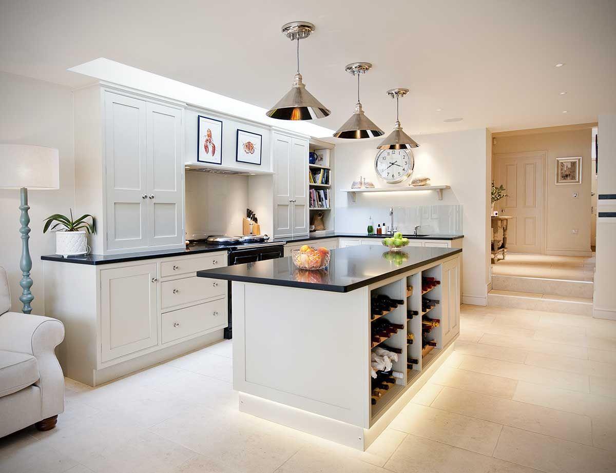 Shaker Kitchen Islands   Google Search | KITCHEN | Pinterest | Kitchen  Corner, Shaker Kitchen And Kitchens