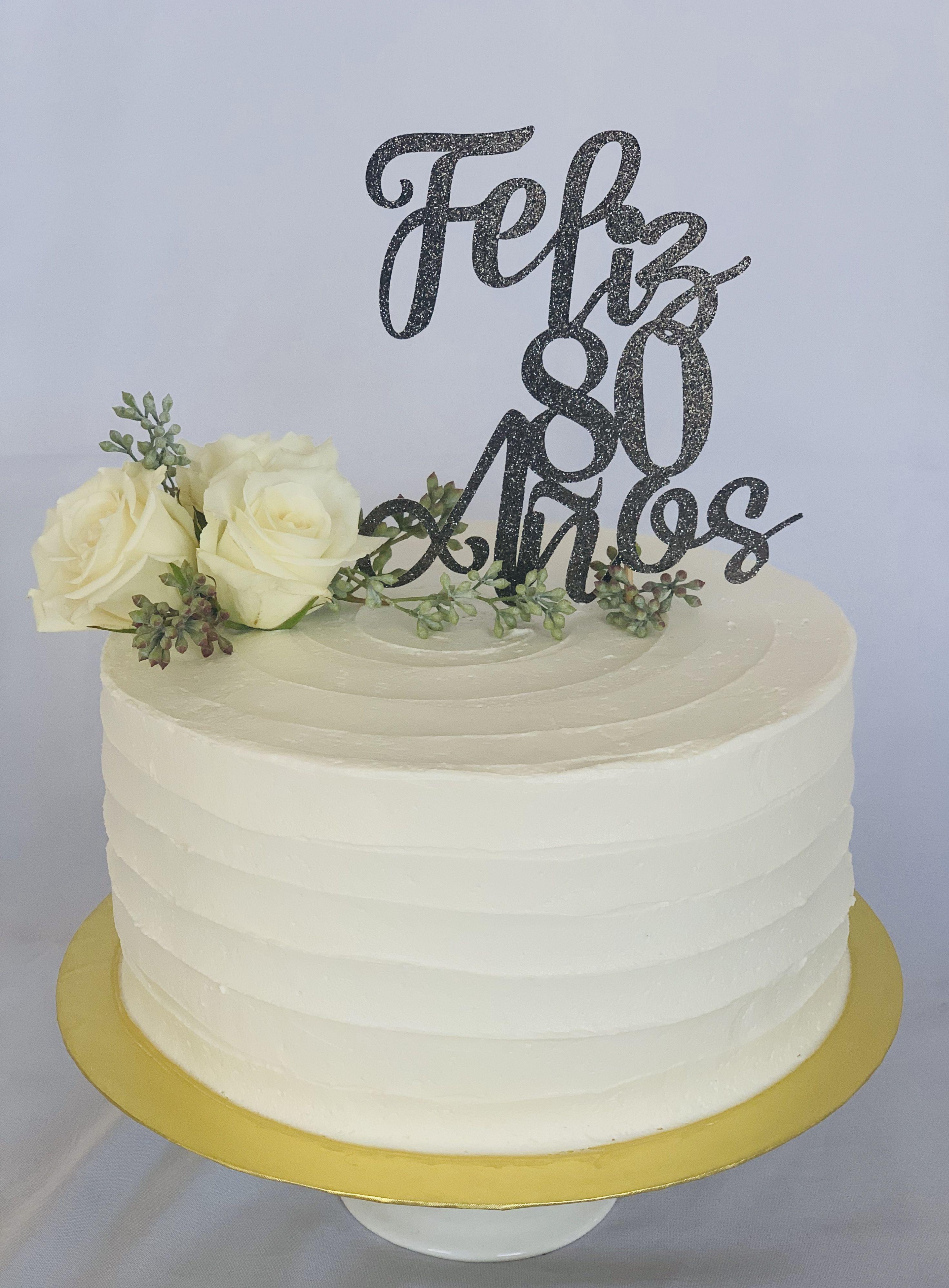 Buttercream Birthday Cake for Him Birthday cake for him