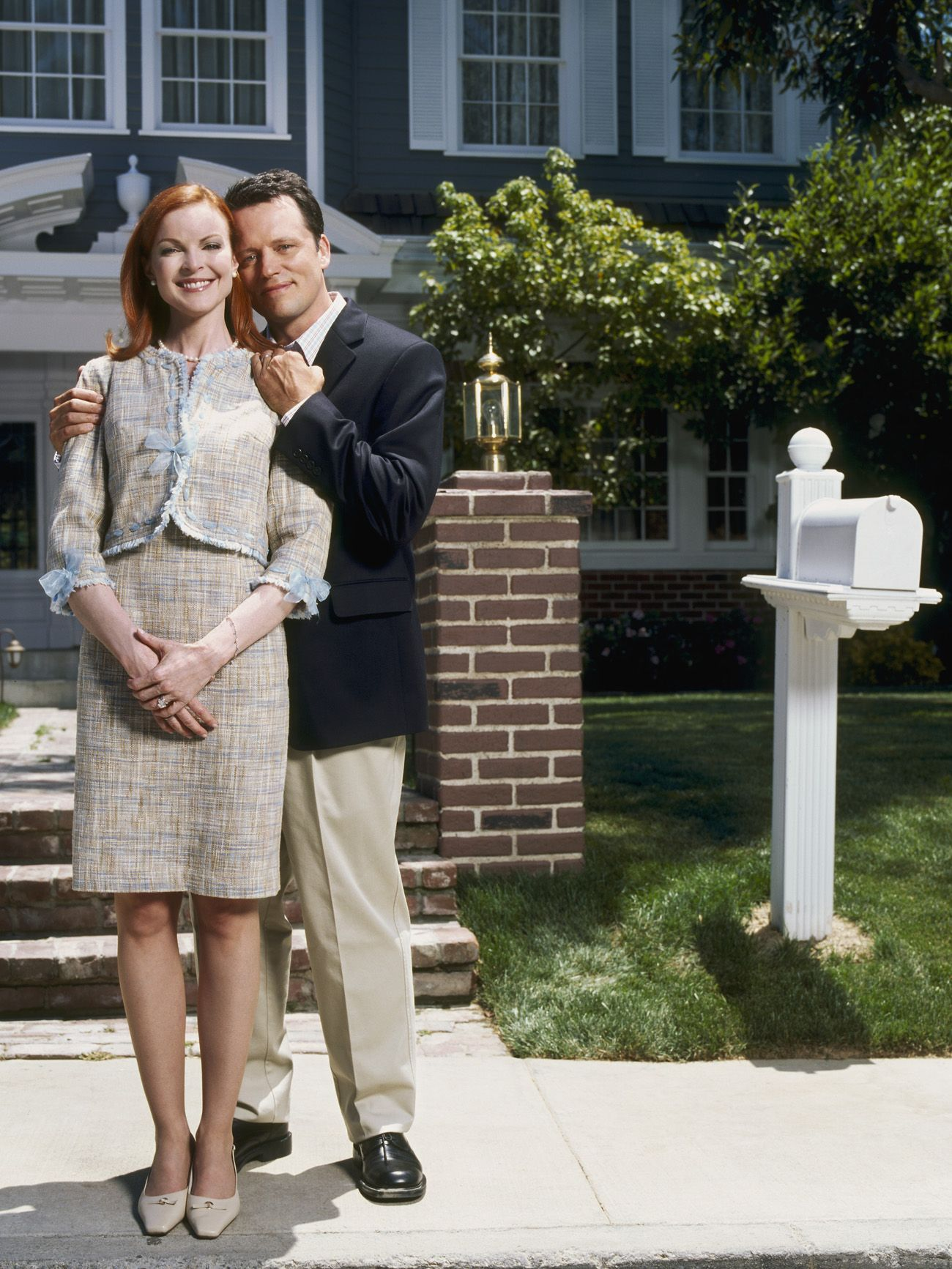 75be3fb5448 Desperate Housewives: Bree and Rex Van de Kamp | Meanwhile, on ...