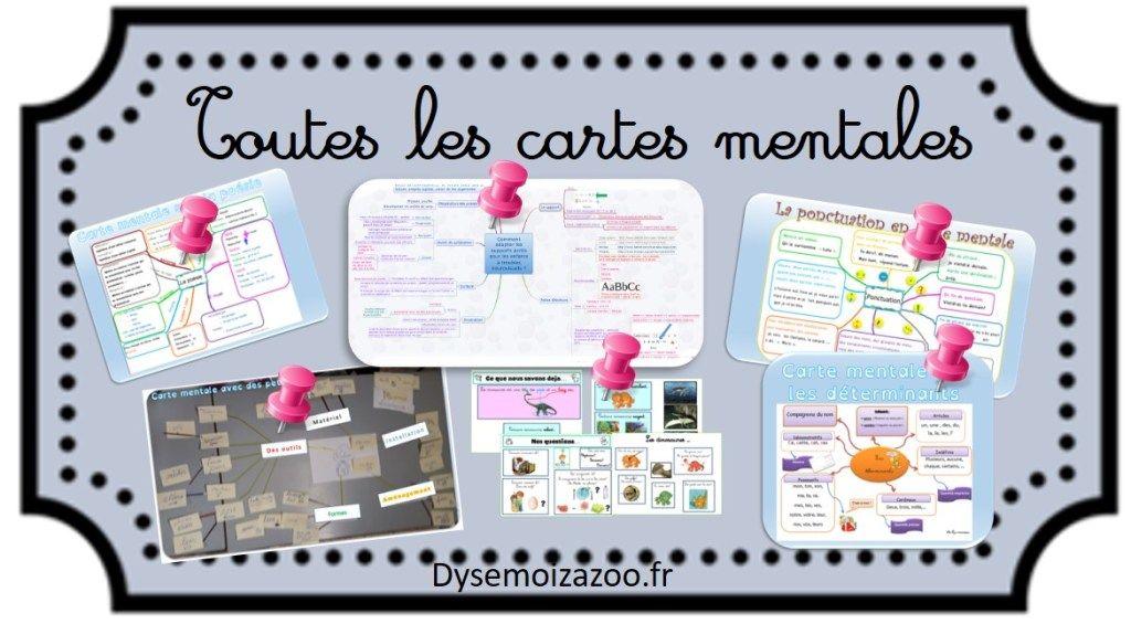 Cartes mentales en classe pour dys - Comment faire en 2020 | Carte mentale, Carte conceptuelle ...