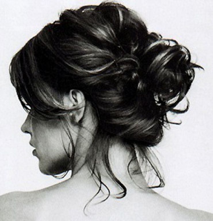 Stupendous 17 Hair Bun Models Ideas Be Uty Pinterest Sexy Updo And Hairstyle Inspiration Daily Dogsangcom