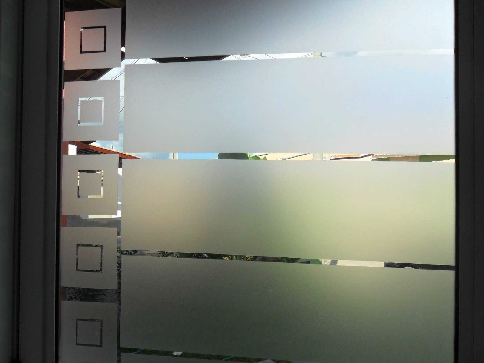 Jateados R E Esquadrias Em Aluminio Vidros Temperados Com