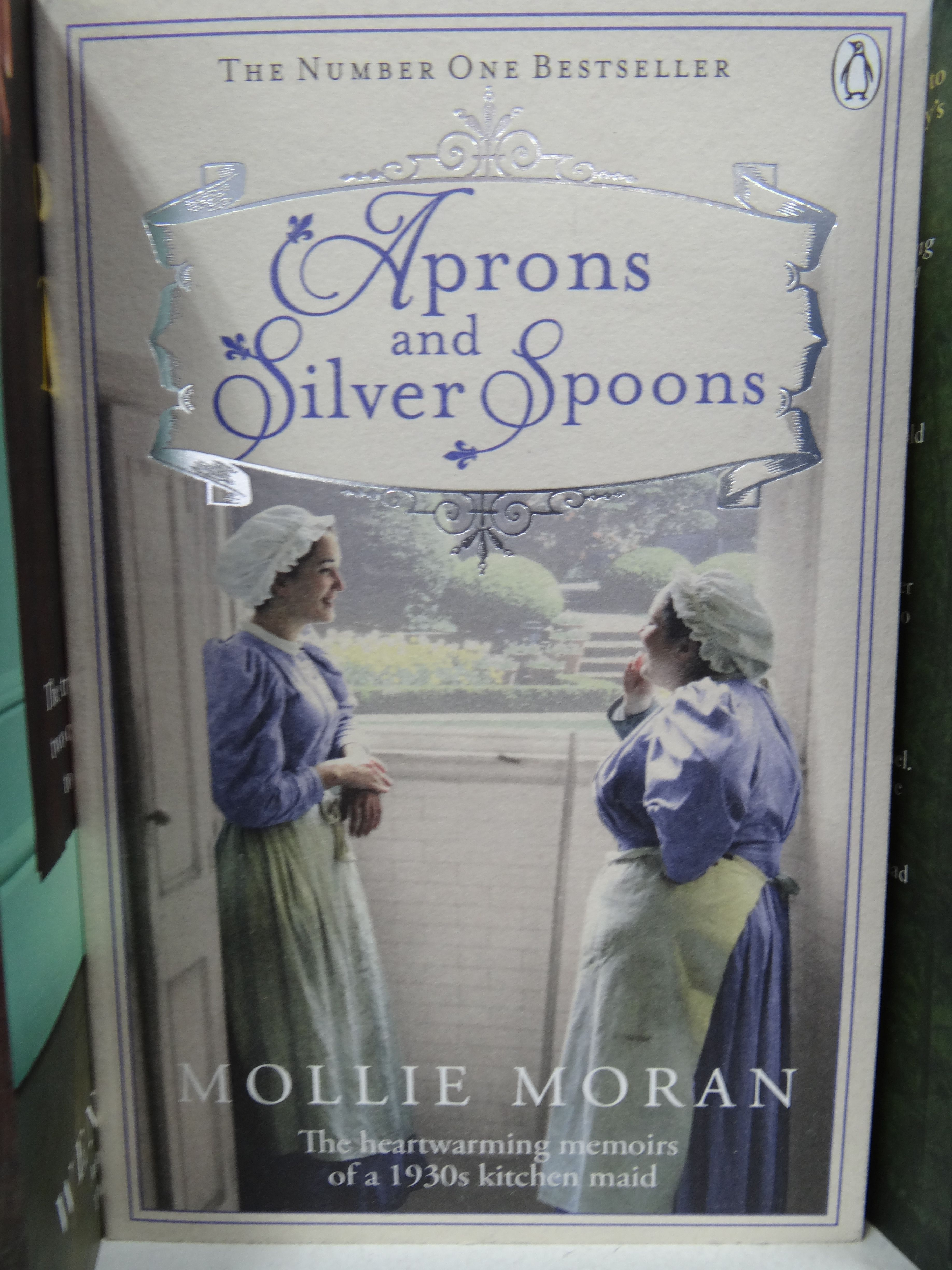 Mollie Moran - Aprons and Silver Spoons