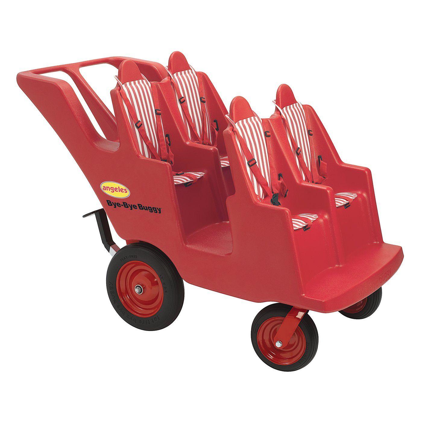 Quad Stroller 4 seat stroller Bye Bye stroller 6 seat stroller double