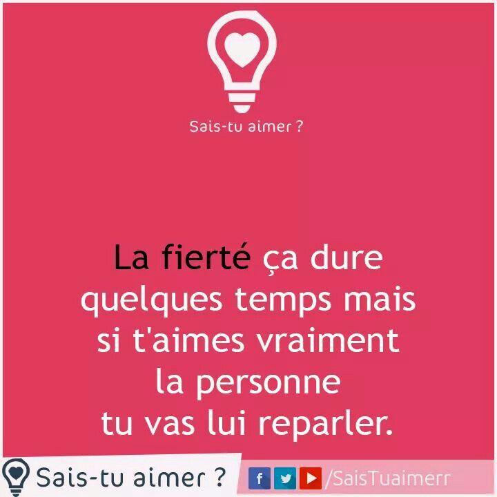 Citation M Citation Fierte Sais Tu Aimer Et Proverbes Et