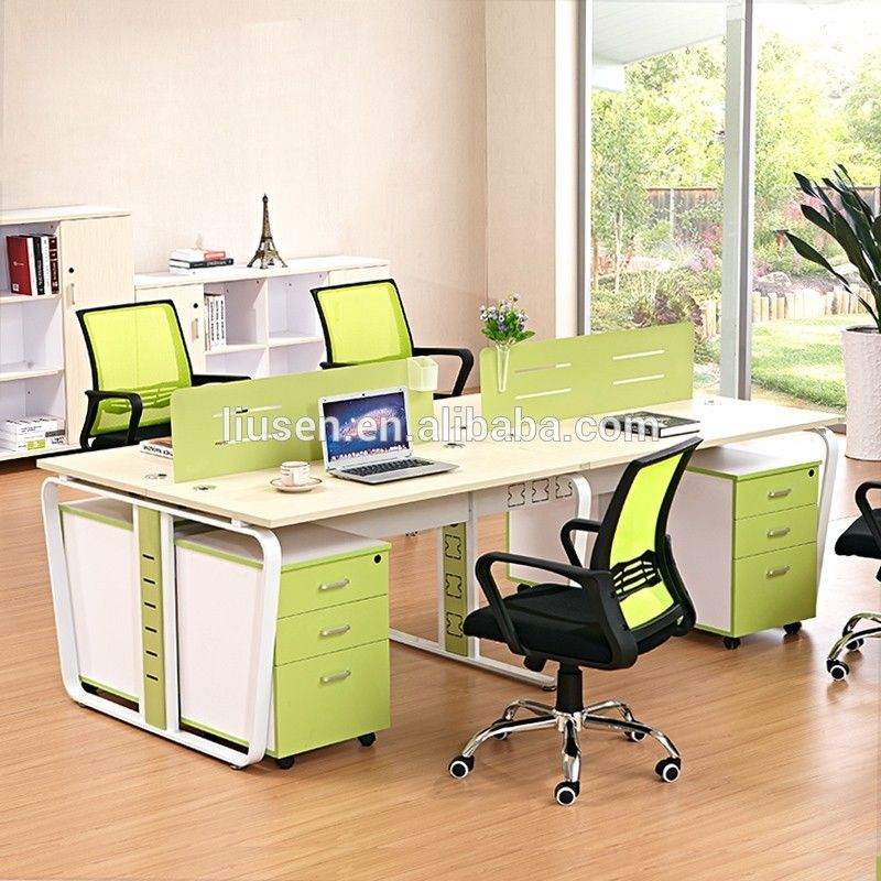 Two Person Workstation Desk Litewall 2 Person Office