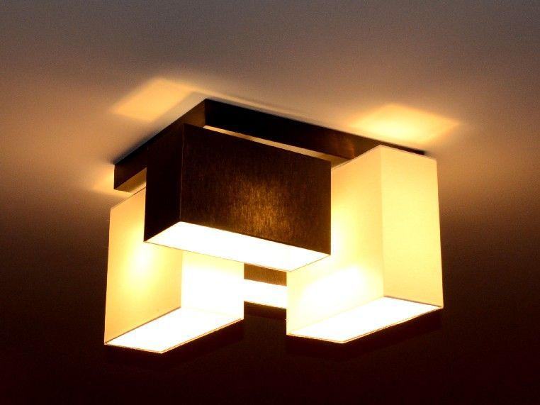 Details zu Deckenlampe Deckenleuchte Lampe Leuchte TOP DESIGN 4 - wohnzimmer deckenlampen design