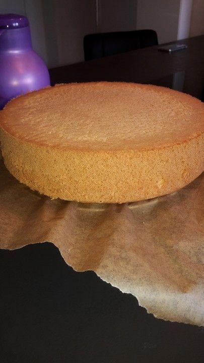 Photo of Bäckermeister – Biskuitboden, ein tolles Rezept mit Bild aus der Kategorie Kuch… – Apfel Kuchen